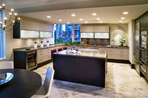 Kitchen Dining Room Designs Hi Tech Kitchen A43designs Architecture Decorating Ideas