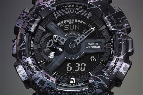 G Shock Ga1000 Casio Black Hitam Tahan Ciprat Air Waterresist g shock black series mave