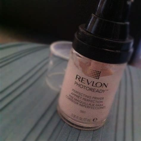 Revlon Primer revlon photoready perfecting primer color 001 reviews