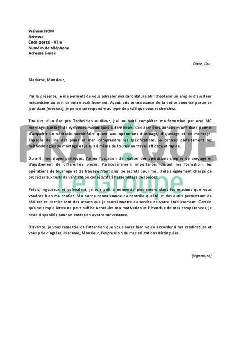Lettre De Motivation Vendeuse Buraliste Débutant Cover Letter Exle November 2015