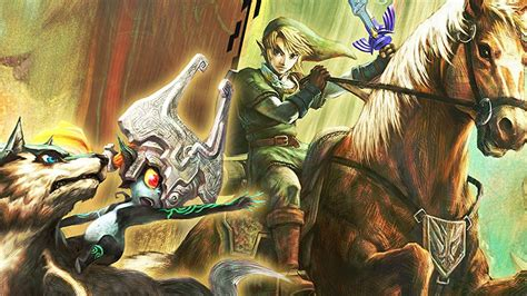 Loz Wars 02 the legend of twilight princess hd review ign