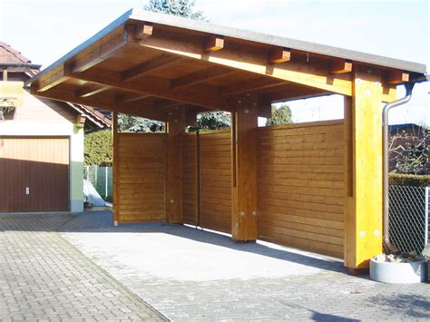 carport solardach lappi lappi holzbau aus der steiermark carport