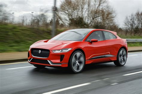 uk car maker jaguar land rover outlines  electric