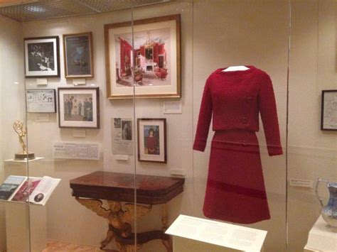 jackie kennedy white house tour travel the john f kennedy presidential library and museum the enchanted manor