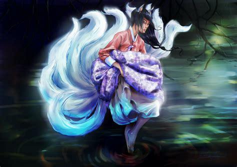 Restay Mito Mito Japan Asia isilk style and korea el zorro en la mitolog 237 a