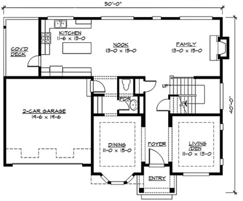 large family floor plans large family home plan with options 23418jd architectural designs house plans