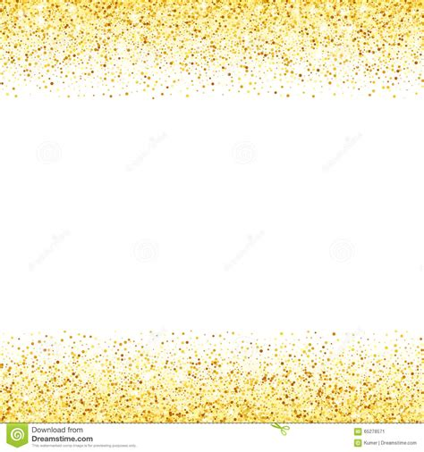 abstract vector gold dust glitter star wave stock vector