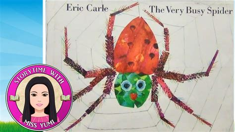 the of the spider books the busy spider by eric carle stories for
