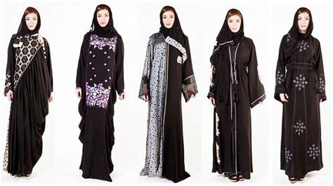 Abaya Hitam Arab Saudi Kode A 01 new styles of designer abayas gowns 2016 2017
