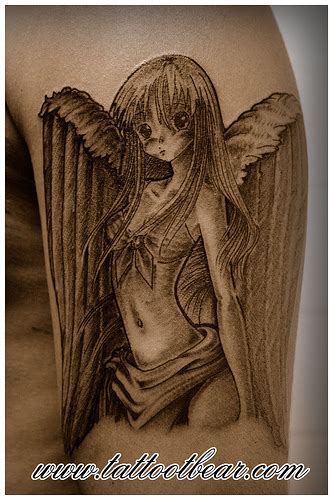 tattoo angel manga tattoo blog 187 manga angel