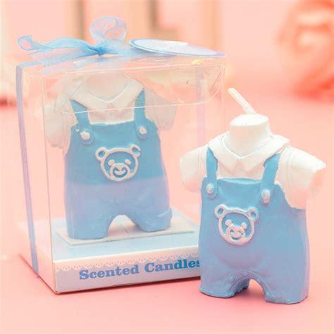 Paket Baby Shower 1 children s birthday candles pink blue baby shower favor baby boy dress candle kid