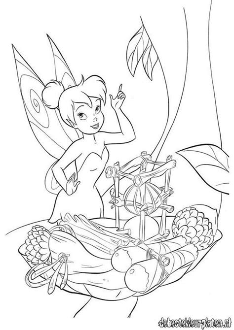 tinkerbell coloring pages adult tinkerbell images to print coloring home