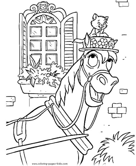 The Aristocats Coloring Pages Aristocats Coloring Pages Family Coloring Pages by The Aristocats Coloring Pages