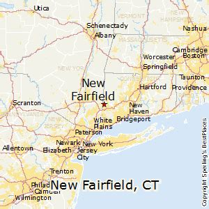 Most Expensive States To Live In best places to live in new fairfield connecticut