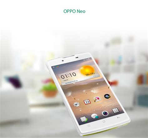 Hp Oppo Neo 5 New un smartphone oppo neo r831 dual et low cost