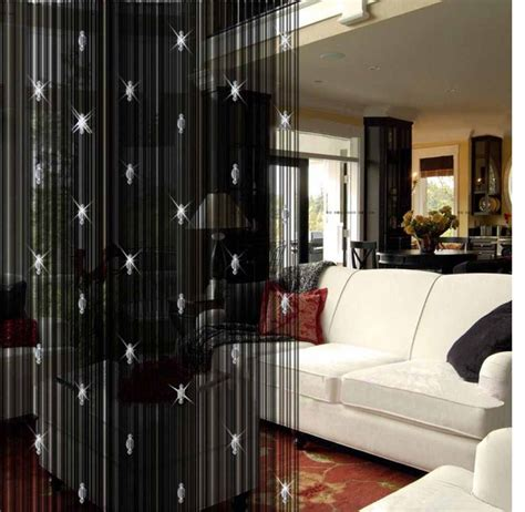 Room Divider Curtains Room Divider Curtains How To Attach Room Divider Curtain Of A False Ceiling Home Design By