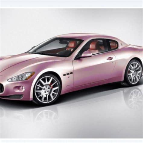 pink maserati pink maserati pink cars