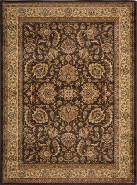 3x3 Rug by Brown Area Rug 3x3 Bordered Carpet