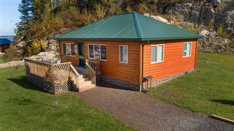 Cliffside Cabin Wisconsin by Lake Kabetogama Resort Cabin Northern Minnesota Resort