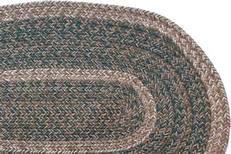 green braided rugs 1777 charles blend green braided rug