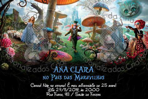 se filmer the nightmare before christmas gratis convite alice pa 237 s das maravilhas filme no elo7 artes da