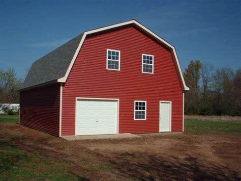 gambrel garages gambrel barn style lofted garages free estimates