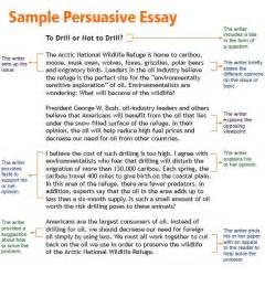 Argumentative Essay Sle High School by 25 Best Ideas About Persuasive Writing Exles On Persuasive Exles Opinion