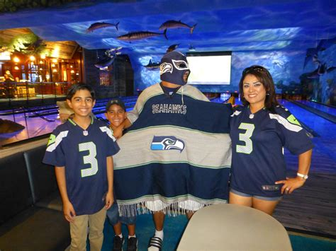 seattle seahawks fan club summer bowling social event for seattle seahawks fans