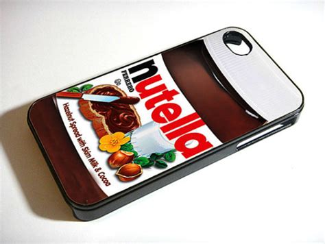 ebay iphone cases nutella iphone 4 4s iphone 5 cover black white ebay