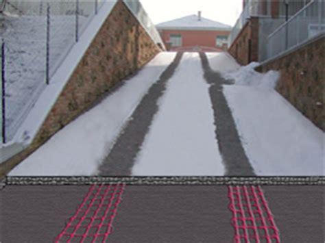 pavimenti riscaldati elettrici riscaldamento elettrico per esterno