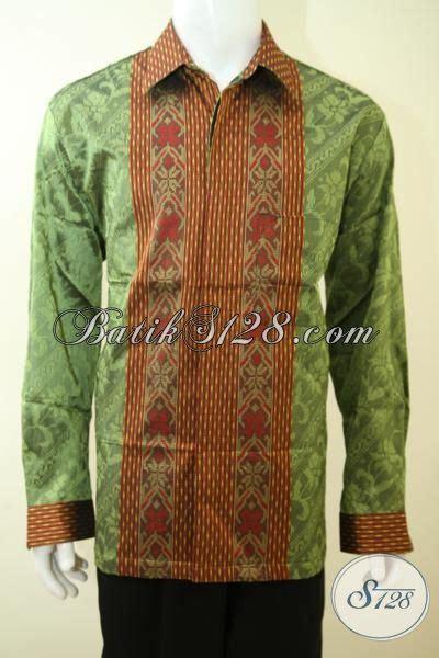 Kemeja Pria Kemeja Formal Kemeja Tenun Baron Size L 1 jual kemeja tenun jumbo warna hijau pupus motif terbaru 2015 pakaian formal para executive
