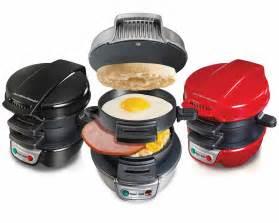 Hamilton Toaster Oven Hamilton Beach Breakfast Sandwich Maker