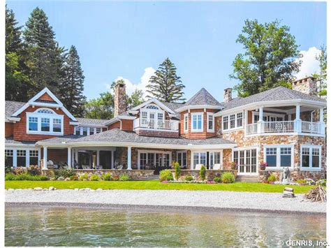 new york waterfront property in geneva canandaigua