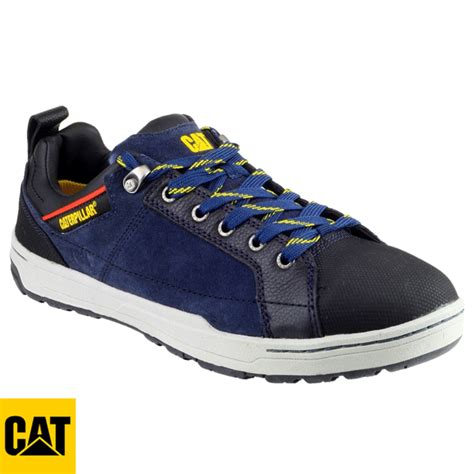 Caterpillar Low Safety Size 39 43 cat brode low safety shoe brodelo