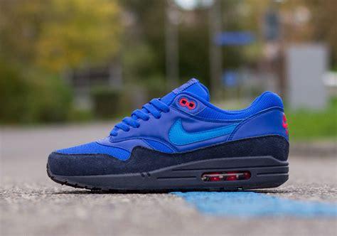 Nike Airmax 270 White Blue Premium Original Sepatu Nike Sneakers nike air max 1 obsidian light photo blue sneakernews