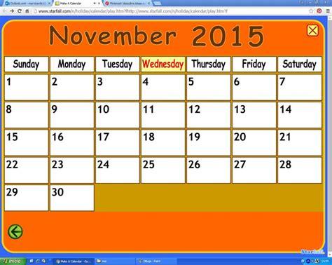 Calendar Htm Http Www Starfall N Calendar Play Htm Fhttp