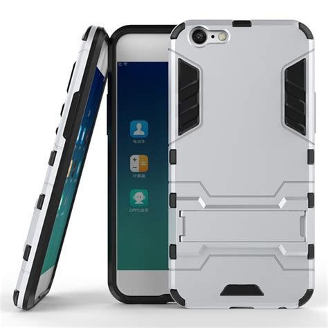 Oppo A57 Supply New Hardcase new design 2 in 1 stand holder phone for oppo a57 a37