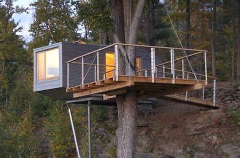 modern tree house design modern tree living creative treehouse designs plans