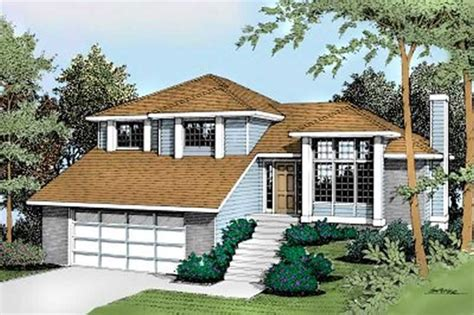 multi level homes small contemporary multi level house plans home design ddi90 404 2033