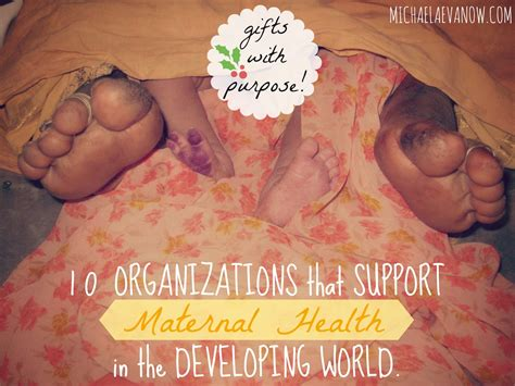 gifts with purpose 10 organizations that support maternal