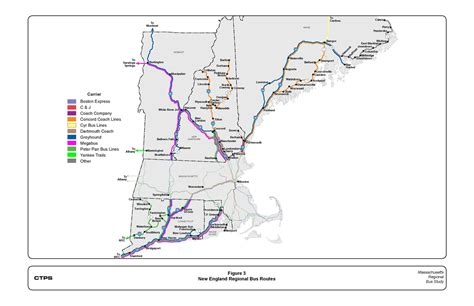 umass cus map chapter 2 the regional network recent evolution and its interactions with rta services