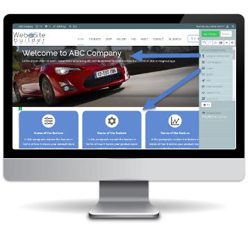 make your own website make your own website easy website creator
