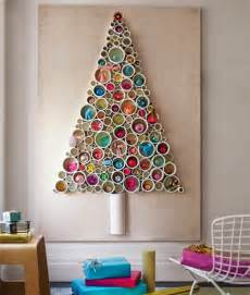 thatmfeeling 10 alternative christmas tree ideas