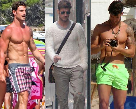 hombres mostrando paquete famosos mostrando paquete bulto o ereccion