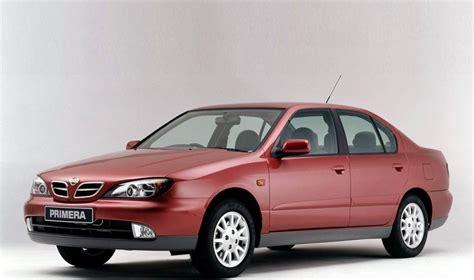 Nissan Sedans by Nissan Primera Sedan 1999 2002 Reviews Technical Data