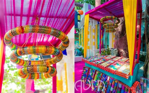 diy indian home decor 6 innovative ways to use bangles in your wedding decor