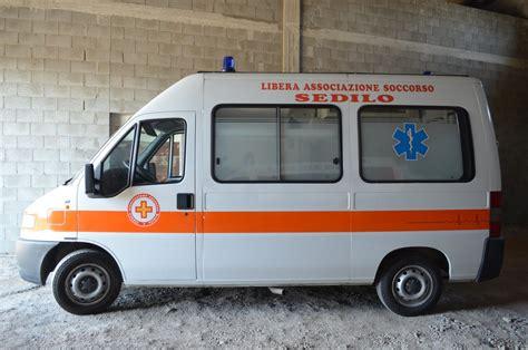 fondazione banco di sardegna contributi li a s s libera associazione soccorso sedilo