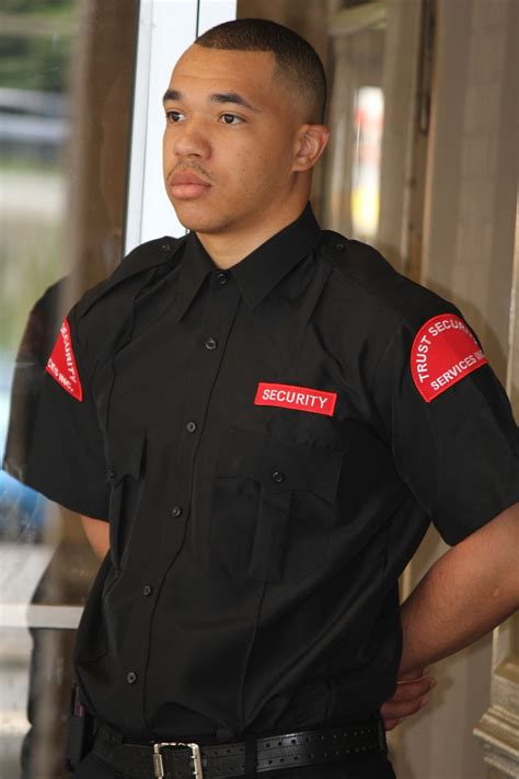 Unarmed Security Guard by Trust Security Services In Washington Security Guard
