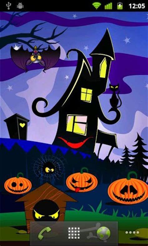 fondo de pantalla de calabaza castillo cementerio descargar halloween pumpkins para android gratis el fondo