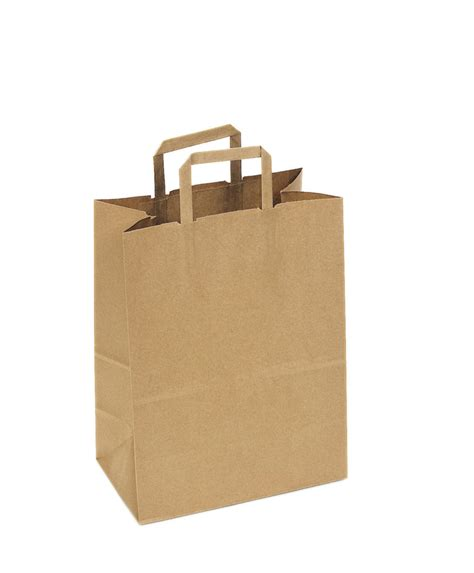 Paper Bags For - recycled kraft bag 12x7x15 75 siemer paper products
